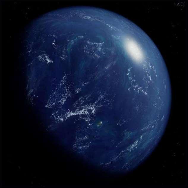 Что, если бы наша планета стала суперземлей?  Интересное
