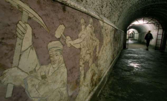 Великая подземная стена Китая: секретные военные тоннели тянутся на 5000 километров  Интересное