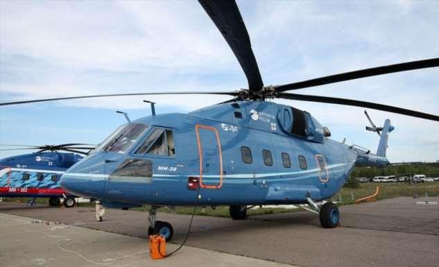 Российский Ми-38: история вертолета, поставившего 4 мировых рекорда Интересное