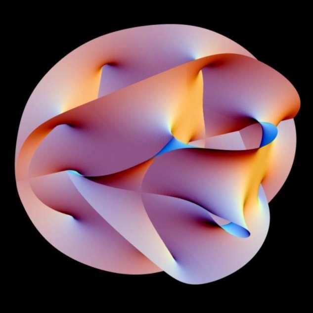 Теория струн на пальцах