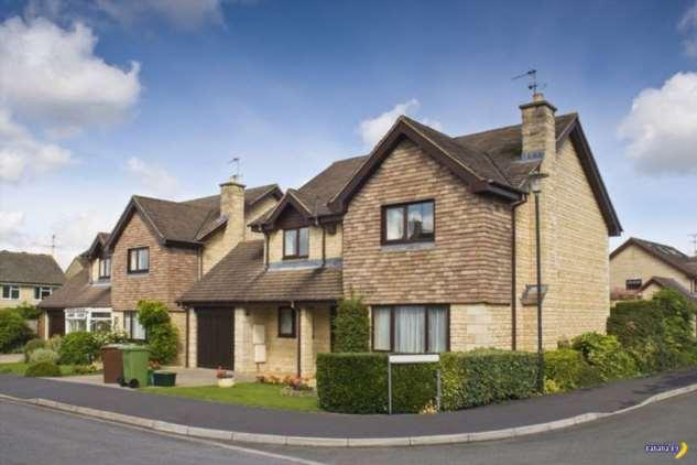 Про жилье в Великобритании Интересное