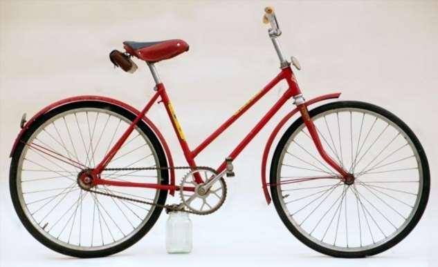 «Неубиваемые» велосипеды с маркировкой «сделано в СССР» Интересное