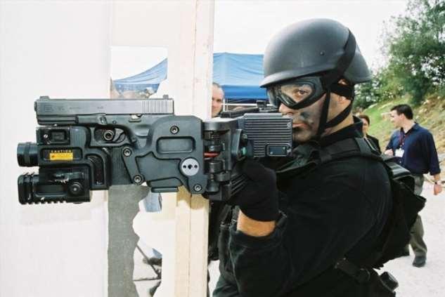 Оружие будущего, которое лучше не видеть в действии Интересное
