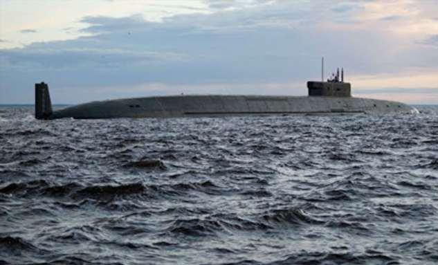5 самых грозных субмарин нового века Интересное