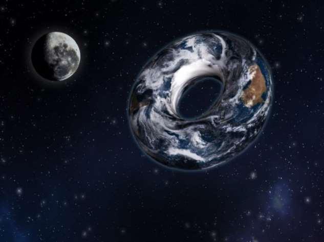Что было бы, если бы Земля имела форму тора