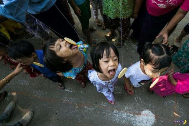 Это Мьянма, детка! Интересное