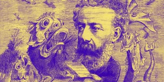 Как Жюль Верн в своих произведениях предсказал будущее Интересное