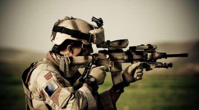 Мнение экспертов: самые опасные штурмовые винтовки мира Интересное