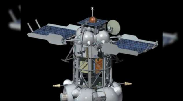 Ржавчина может защитить космические аппараты от радиации Интересное