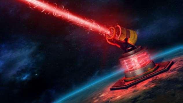 Для связи с Землей марсианские колонисты будут пользоваться лазером Интересное