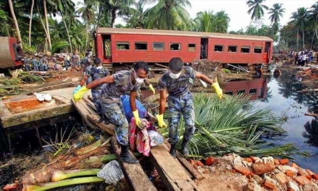 Самая крупная в истории железнодорожная катастрофа: как это было?  Интересное