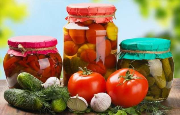 Как долго могут храниться домашние заготовки овощей и фруктов без порчи Интересное