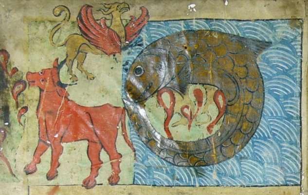 Существовала ли на самом деле «мифическая» фауна, о которой упоминалось в библии Интересное