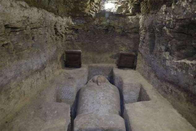Новая находка в Египте