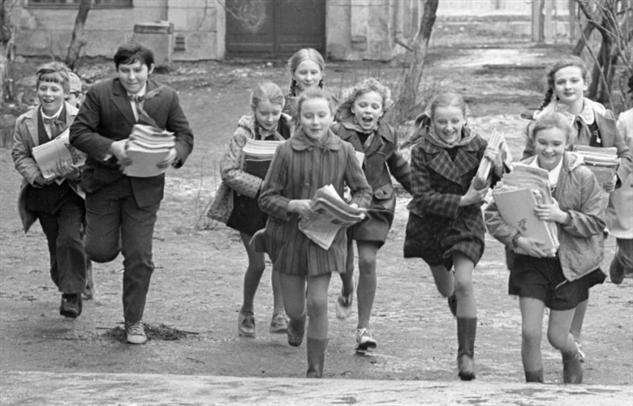 Забытые советские привычки, которые пошли бы на пользу современным детям Интересное