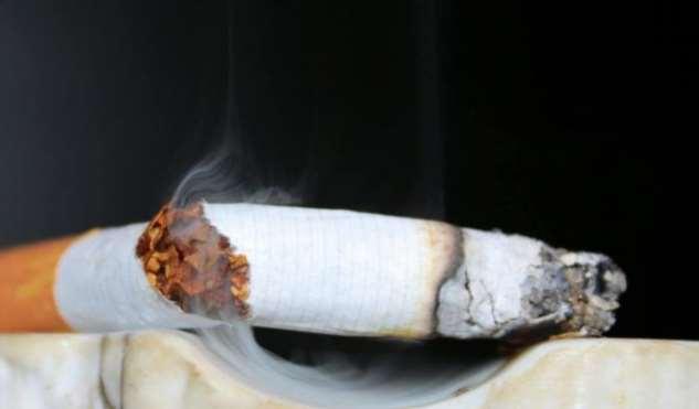 Рак в пачке сигарет  Интересное