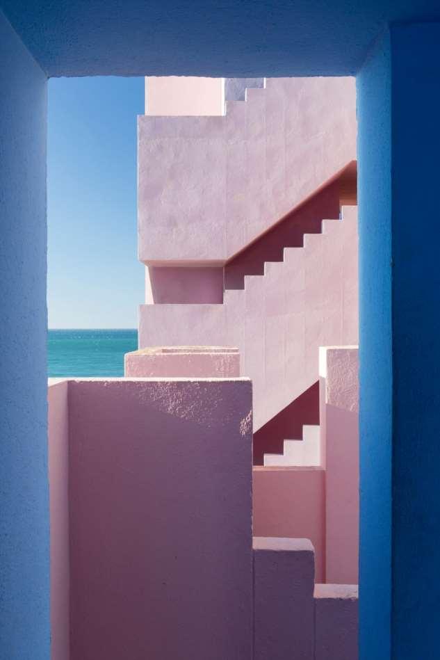 Красивые здания в архитектурной фотографии Интересное