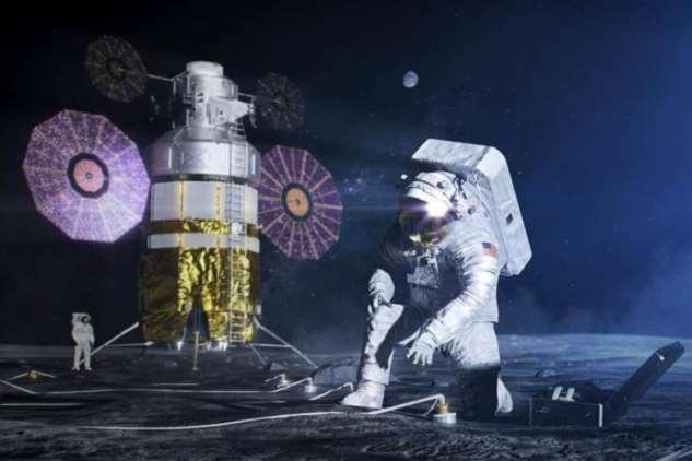 Почему 47 лет никто не летал на Луну и вдруг решили вернуться  Интересное