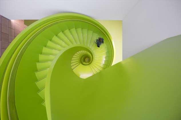 Как  выглядит офис компании LEGO в Дании