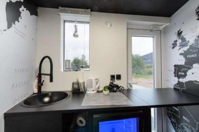 Крохотный дом — это удобно: 11 фактов о самом маленьком отеле в Эстонии Интересное
