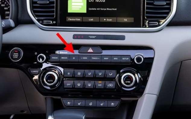 15 непонятных кнопок в автомобиле. Вы знаете, зачем они?  Интересное