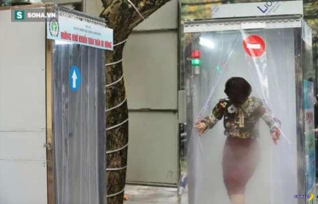 Во Вьетнаме ставят будки для стерилизации