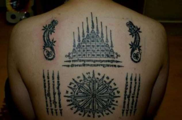 5 причин почему не стоит набивать татуировки с магическими символами Интересное