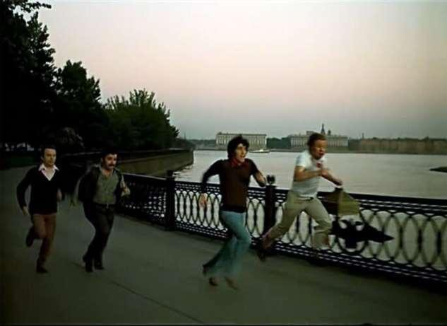 Некоторые факты о фильме «Невероятные приключения итальянцев в России»  Интересное