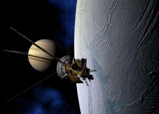 Конкурент Марса — почему переселение людей возможно на спутник Сатурна  Интересное