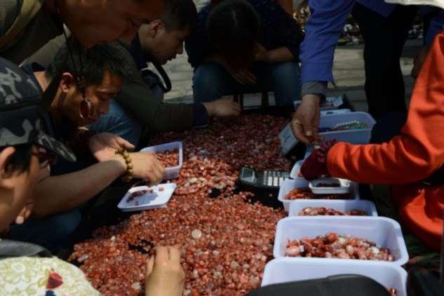 Зачем китайцы покупают камни, или Сколько стоит обычная галька в Поднебесной