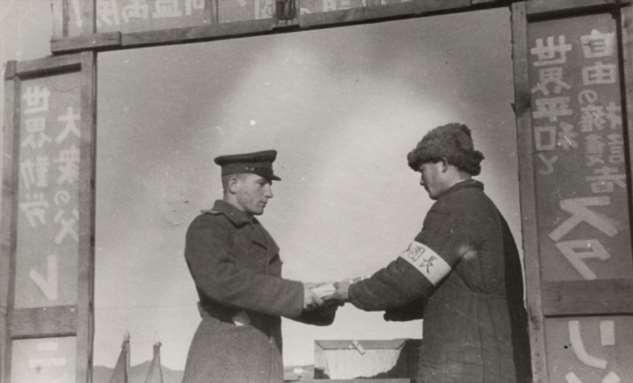 Как японские солдаты сдавались в плен  Интересное