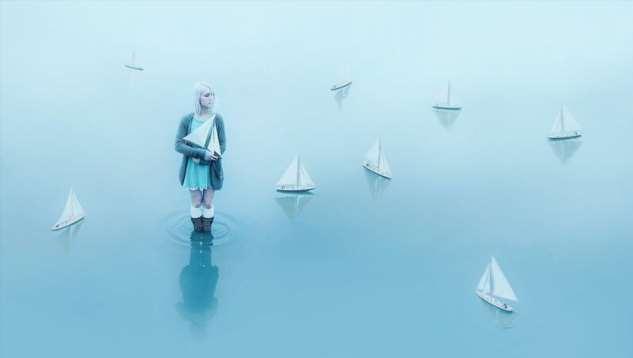 Цветная сказка от Киндры Николь  Интересное
