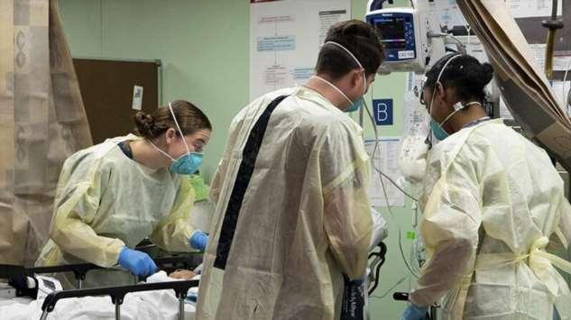 Медики, военные и власть объединились в борьбе с коронавирусом  Интересное