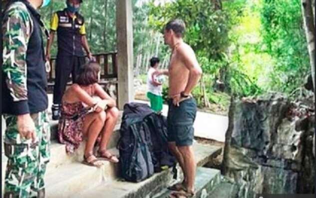 Дикари поневоле: русские туристы, застрявшие в Таиланде  Интересное