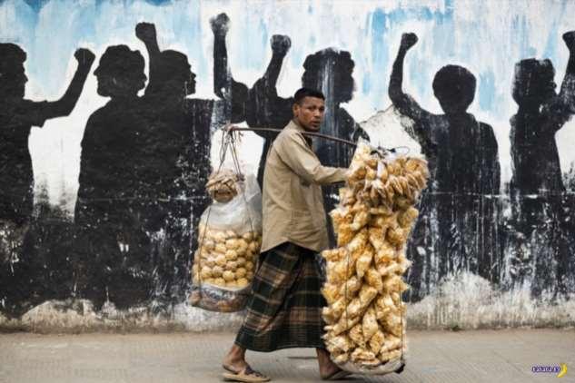 Бангладеш до и после коронавируса Интересное