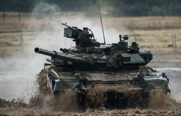 Зачем российские танки после каждого выстрела поднимают пушку вверх