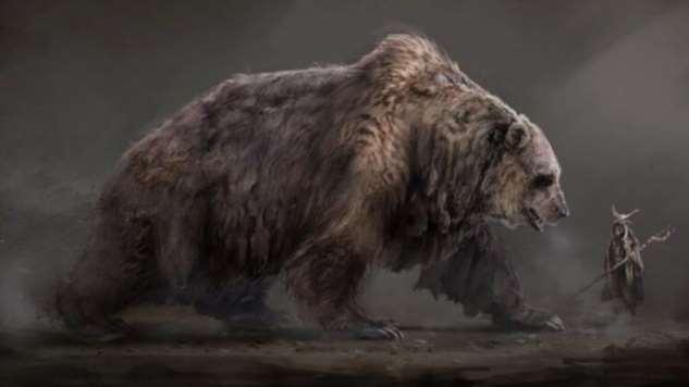 Какими были пещерные медведи и почему они вымерли?