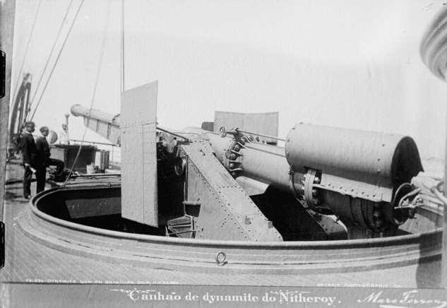 Почему провалился проект крайне опасной чудо-пушки Залински  Интересное