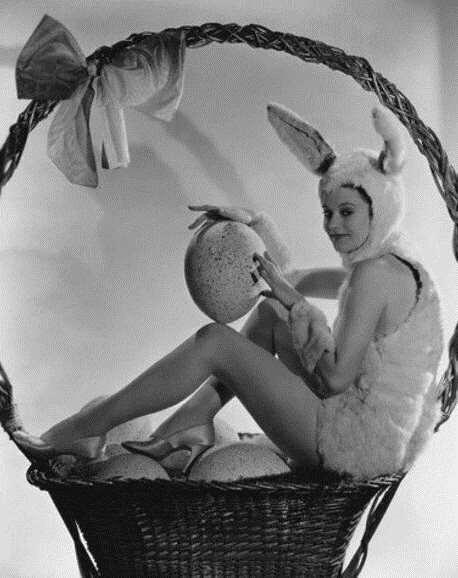 Как выглядит пасхальный кролик: версия для взрослых  Интересное