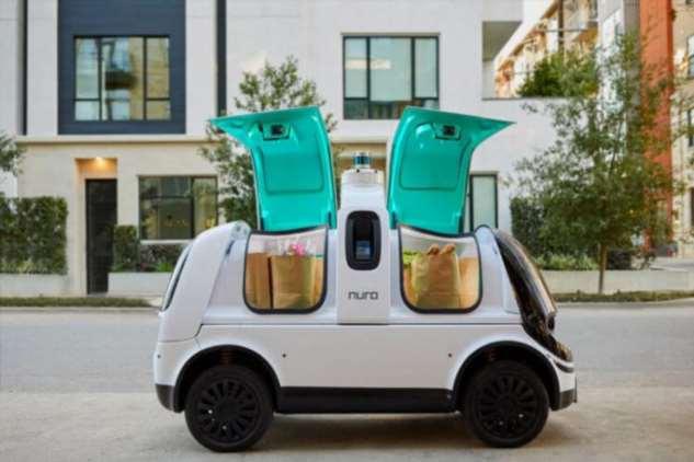 Когда роботы-курьеры заменят живых людей?  Интересное