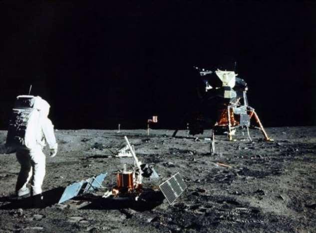 Американцы на Луне: что должен знать каждый?  Интересное