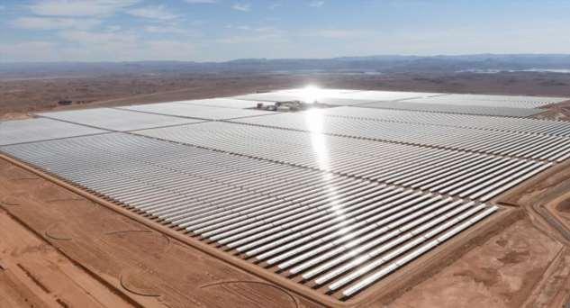 Нефть не нужна — как пустыня Сахара обеспечит электроэнергией все человечество Интересное