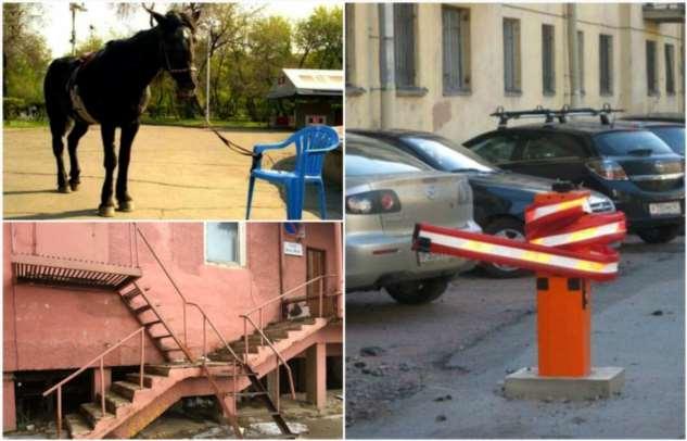 17 уморительных снимков, на которых запечатлена «смекалка» в действии юмор