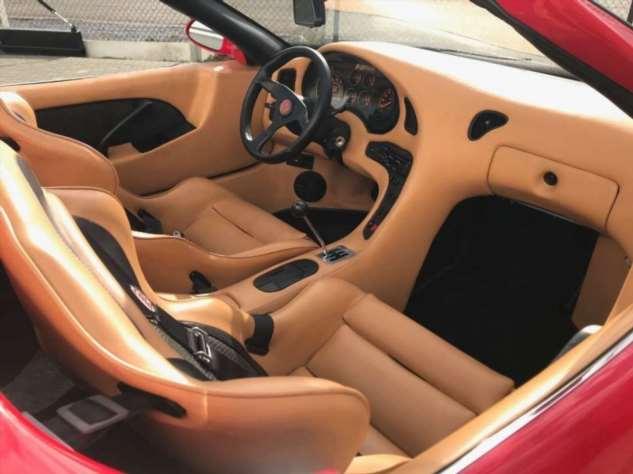Bizzarrini BZ-2001 — концепт-кар созданный на базе Ferrari Testarossa  Интересное
