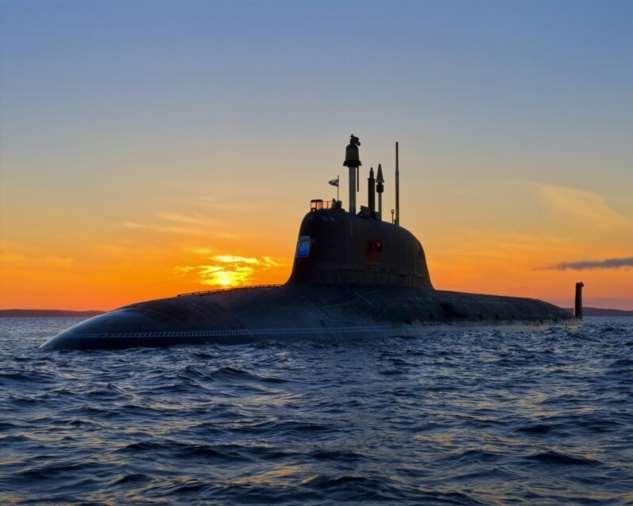 The National Interest: Штаты не могут отследить российские субмарины класса «Ясень»  Интересное