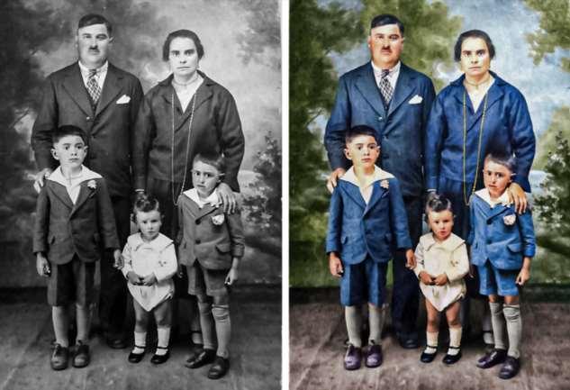16 забытых снимков из прошлого, которые неожиданно получили вторую жизнь Интересное