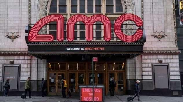 Генеральный директор AMC Entertainment надеется, что кинотеатры США вновь откроются к середине июня  Интересное
