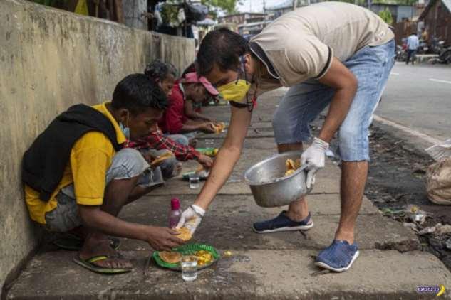 Индия и пандемия Интересное