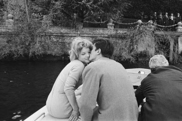 Ален Делон и Роми Шнайдер: история любви  Интересное