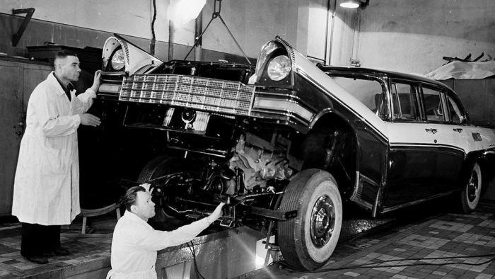 Как в Советском Союзе создавали самые быстрые «Жигули» специально для КГБ и МВД авто